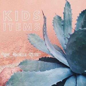Other - Not for Sale - Kids Fashion Items Bundle And Save